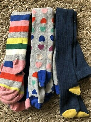 Boden Tights Bundle X3 Pairs Age 5-6