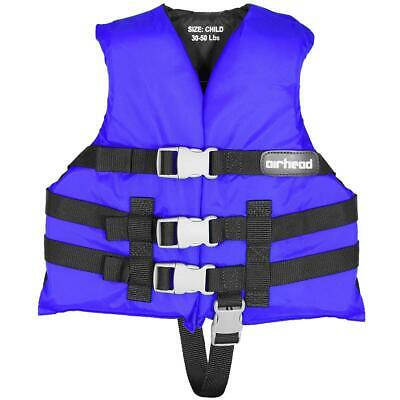 Airhead Open Sided Child PFD
