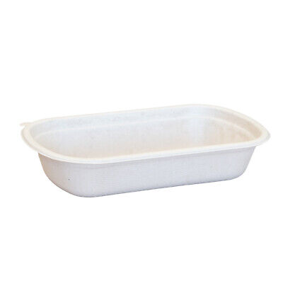 750ml Takeaway Sugarcane Base Compostable Takeaway Food Containers - Sydney