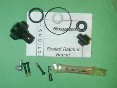 Snap On Ratchet Repair Kit 1//4 Drive Sealed Head 72 Tooth T72 Gt72 Thl72 Tl72