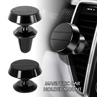 Mount Car Phone Holder HUD Stand 360° Rotation For Smartphone GPS Universal