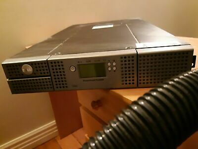 Dell PowerVault TL2000 TAPE LIABRARY NO LTO DRIVE INC.  FULLY WORKING