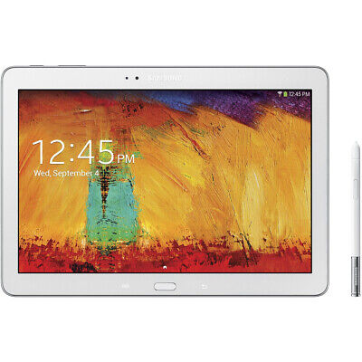 Samsung Galaxy Note 10.1 Tablet - 2014 Edition (16GB, WiFi, White) Refurbished