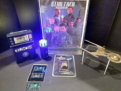 Star Trek Discovery Tricorder + extras - 3d printed LEDs