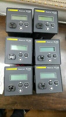 Power Measurement 7300 ION Power Supply//Meter ION7300 Used