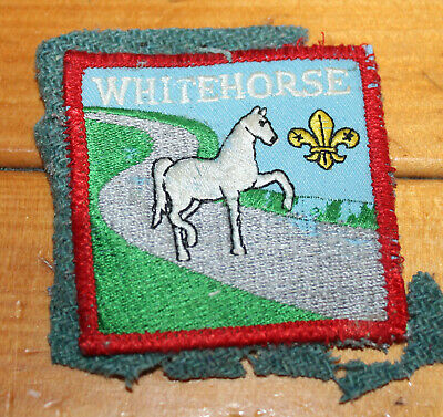 Scout Badge Whitehorse District