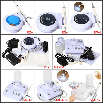 Dental Ultrasonic Piezo LED Scaler fit EMS Woodpecker/DTE SATELEC Handpiece ZJT