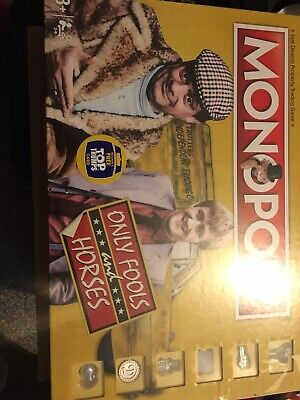 Monopoly only fools and horses new and sealed,.