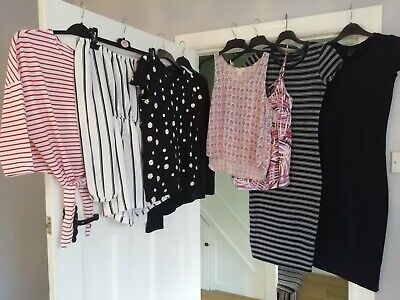 Small Mixed Bundle Of Ladies Size 4 / 6 Clothes