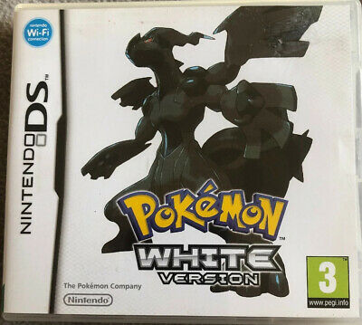 Pokemon: White Version (DS, 2011)
