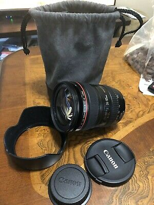 Canon EF 24-105mm F/4 L IS Lens for Canon EOS SLR