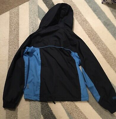Kids Trespass waterproof windproof jacket age 11-12 year Great Condition