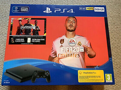 Fifa 20 500GB PS4 Bundle - Brand New and Sealed. Playstation 4  - FIFA 20