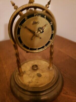 Schatz 400 day anniversary clock movement parts made in Germany, as is