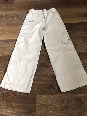 Girls M&S Trousers Age 8