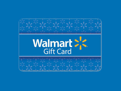 Walmart Gift Card Valued @ $10.00 *Card shipped Fast *Brand New 10 dollars
