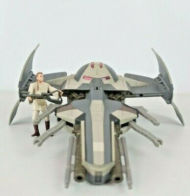 "Star Wars Imperial Star Ship Fighter Expandable Wings 11""  2007 Hasbro"