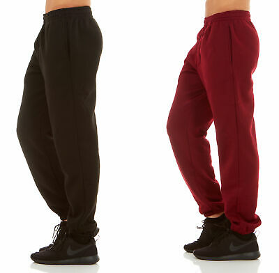2 Pack of Men's Fleece-Lined Sweatpants