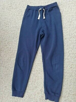 Girls Navy Joggers Jogging Bottoms age 13 Board Angels School Sports