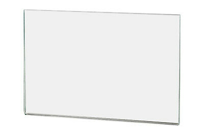 """Magnetic Ad Frame Sign Holder 6""""W x 4""""H Wall Mount with No Holes"""