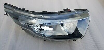 Iveco Daily Headlight Driver 2014 On