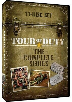 Tour of Duty: The Complete Series DVD Terence Knox