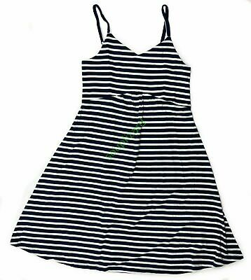 New Old Navy Maternity Clothes Striped Tank Dress Women's NWOT Size Medium