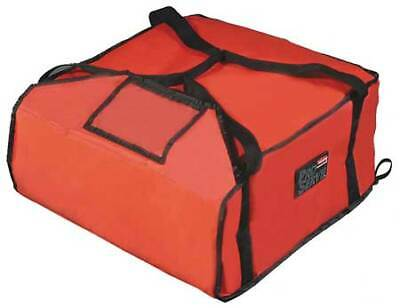 RUBBERMAID FG9F3700RED Insulated Bag, 19 3/4 x 21 1/2,