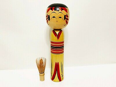 Kokeshi antique wooden doll japan (5006)