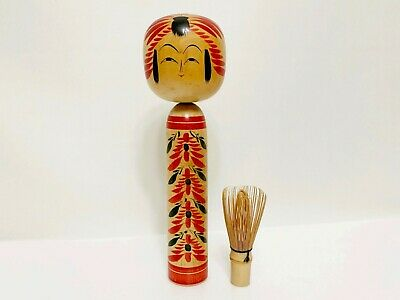 Kokeshi antique wooden doll japan (5002)