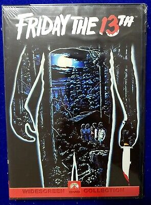 Friday the 13th DVD Factory Sealed