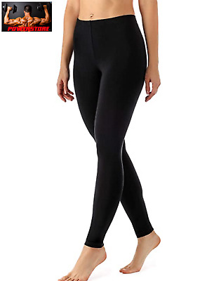 Prozis Leggins X skin Musca Night - Leggings Donna Palestra Fitness Training