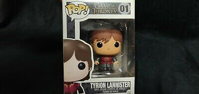 Game Of Thrones TYRION LANNISTER and BRONN Funko Pops