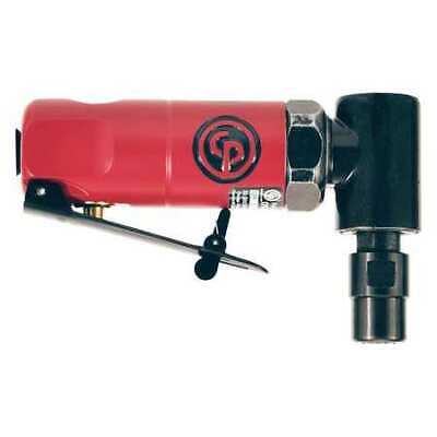 """ATD 2122 1//4/"""" Right Angle Air Die Grinder w//Free 1//4/"""" Mini Straight Grinder"""