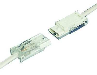 TE CONNECTIVITY CPGI-WWG-208169-2 Splice Kits,14 to 12 AWG,221F,300V,Wht