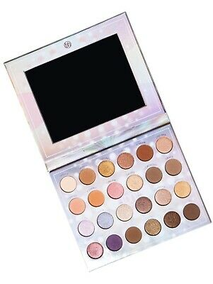 New BH Cosmetics Opalescent Eyeshadow Palette 24 Multi Color With Mirror