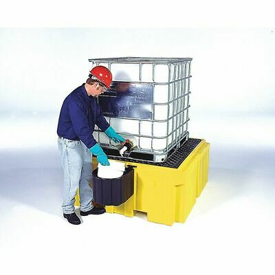ULTRATECH 1158 IBC Containment Unit,Drain,28 In.H
