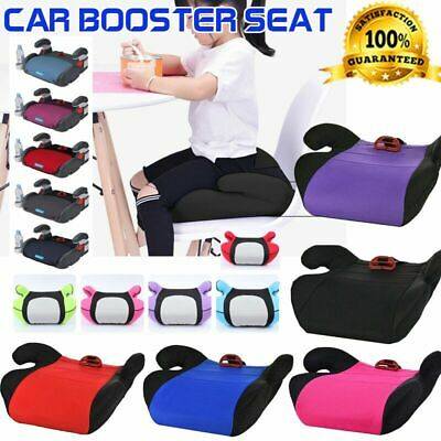 3-12 years Car Booster Seat Chair Cushion Pad For Toddler Children Kid Sturdy AU