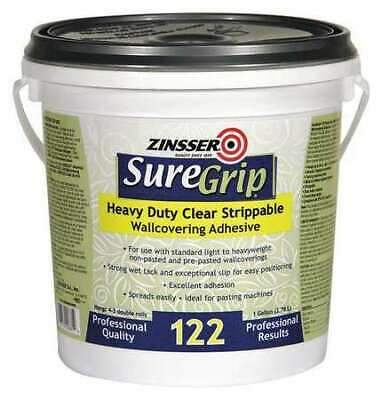 RUST-OLEUM 02881 Wallcovering Adhesive,Clear,1 gal.