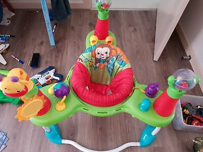 Baby items - Bouncer, Swing, Playmat