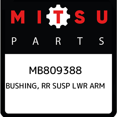 2910A066 Febest Bushinging For Mitsubishi