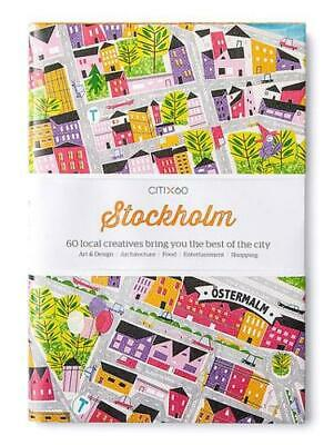 CITIx60 City Guides - Stockholm (Updated Edition) by Victionary (COR)