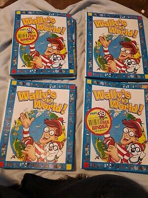 Wally's World Issues 1-52 With Index And Holiday Issue