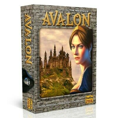 Indie Boards & Cards The Resistance: Avalon (IBCAVA1)