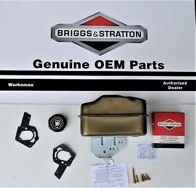 Genuine OEM Briggs & Stratton   495377 Engine Fuel Tank Kit Replaces 490502