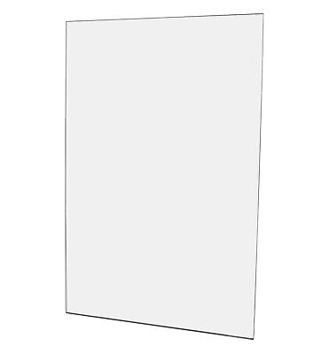 "Magnetic Ad Frame Sign Holder 11""W x 17""H Wall Mount with No Holes"