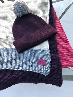 Joules Scarf And Hat