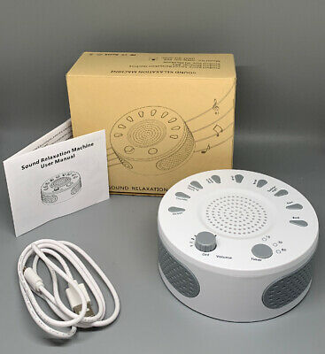 White Noise Sound Relaxtion Machine UNM-GH-006, 9 Sounds
