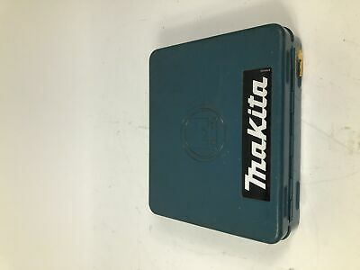* Makita Cordless Driver Drill Model 6012Hd In Metal Case With Extra Bits