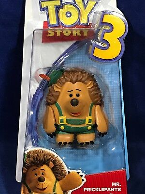 "New - MR. PRICKLEPANTS - 5"" Figure - Toy Story 3 POSABLE Disney Pixar HEDGEHOG"